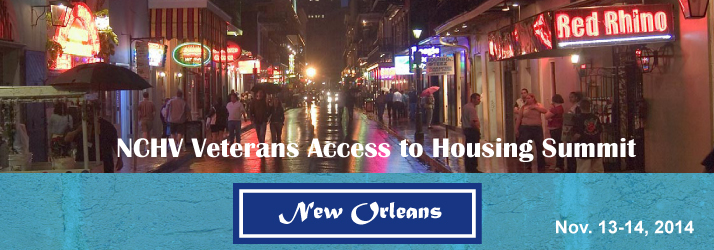 2014 Veterans Access to Housing Summit